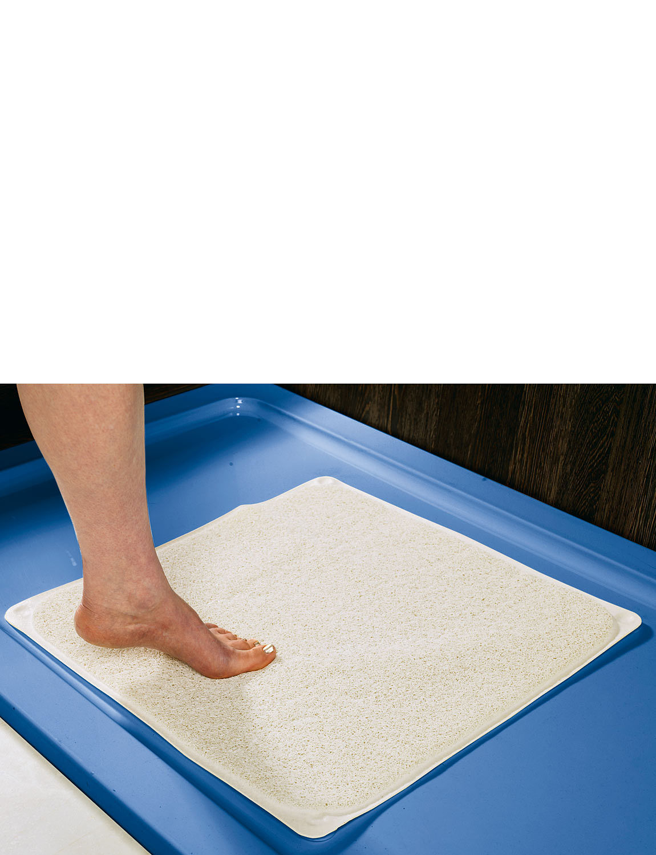 Slip Resist Spring Soft Shower Mat | Chums