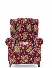 Corby 2 Way Stretch Wing Chair x2 Furniture Cover