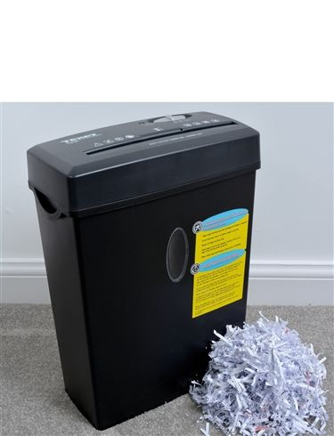Cross Cut Shredder