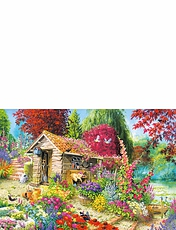 A Dog''s Life 500pc Jigsaw G3096