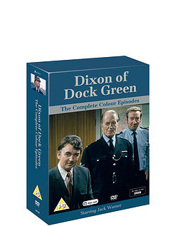 Dixon Of Dock Green Collection - Series 1 - 3
