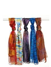 Pack Of 5 Ladies Scarves