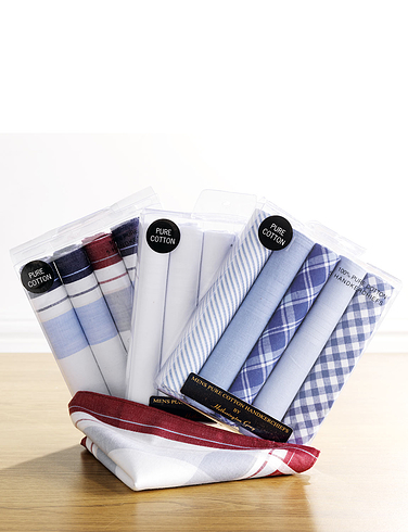 Set Of 15 Handkerchiefs