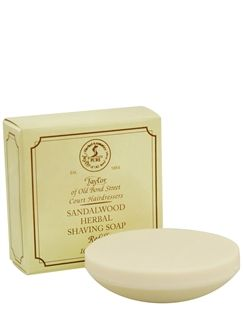 Refil Sandalwood Soap