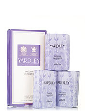 Yardley Soap Gift Set- Lavender