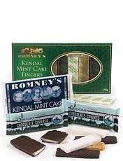 Kendal Mint Cake Selection