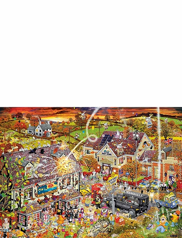I Love Collection from Gibsons - Autumn Jigsaw