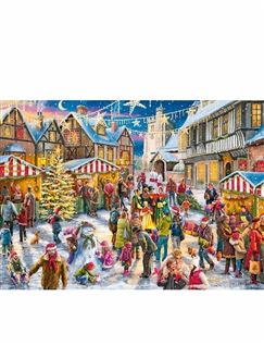 Gibsons Limited Edition 1000pc Jigsaw