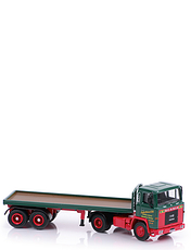 Eddie Stobart Collection- Flatbed Trailer