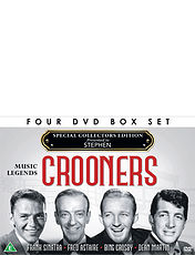Crooners 4 Dvd Box Set