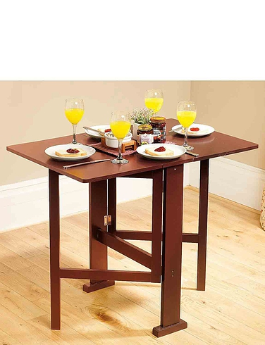 Foldaway Gateleg Table