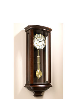 Clayton Pendulim Wall Clock
