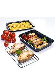 Mini Oven Bakeware Set Of 3