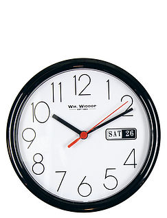 Day/Date Wall Clock