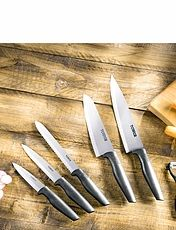 Tower 6 Piece Stainless Steel Knife Set