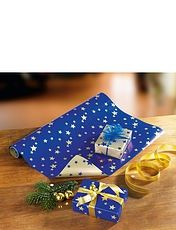 Dual - Sided Wrapping Paper - 32 ft of Wrapping Paper!