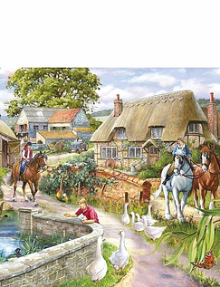 Bridle Path Jigsaw