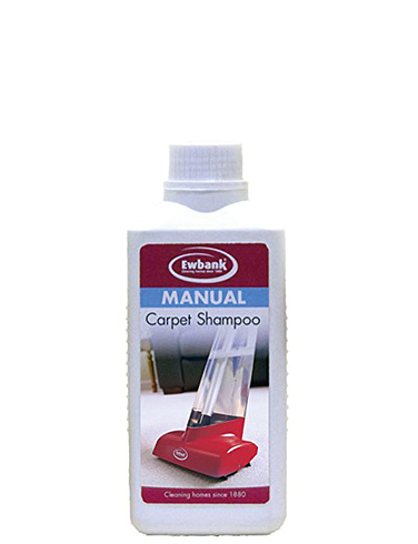 Shampoo Refill 500ml for the Ewbank Manual Carpet Shampooer / Cleaner