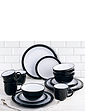 12 Pc Camden Crockery Set