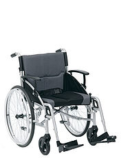 Self-Propelled Luxury Aluminium Wheelchair