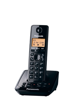Single Panasonic Cordless Telephone
