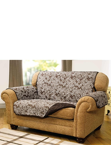 Reversable Quilted 2 Seater Protector