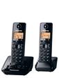Twin Panasonic Cordless Telephones