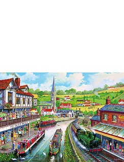 Ye Olde Mill 1000pc Jigsaw