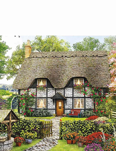 Florists Cottage Jigsaw