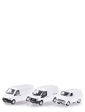 Ford Transit Vans - Set of 3