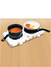 Double Hotplate 2500W