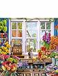Floras Flower Shoppe Jigsaw