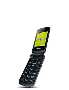 Energizer Clamshell Mobile