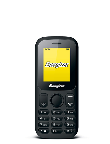 Energizer Mobile Phone