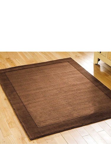 Structure Wool Rug
