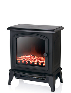 Warmlite Compact Stove Fire