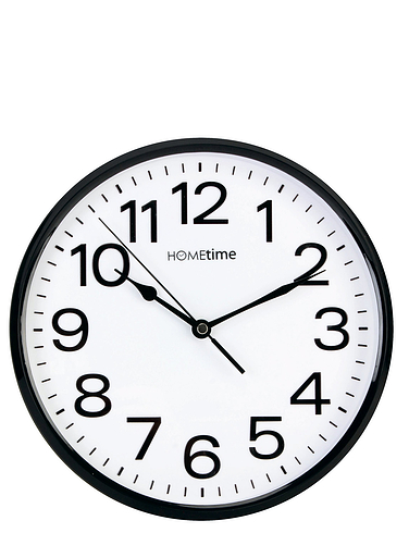 Silent Tick Wall Clock
