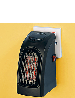 Powerful Compact Ceramic Heater