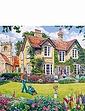 Gardeners Round - 4 x 500pc Jigsaw Puzzles
