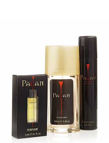 Mayfair Pagan Set