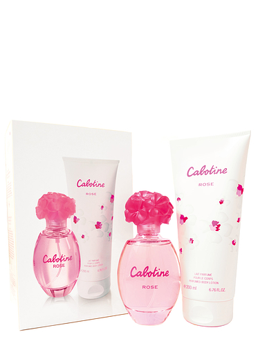 Cabotine Rose Gift Set