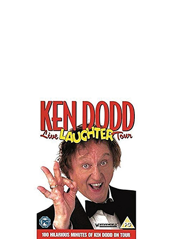 KEN DODD LIVE LAUGHTER TOUR