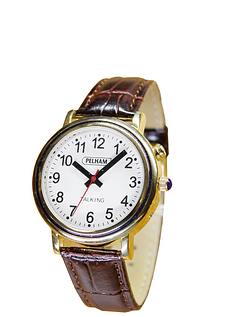 Mens or Ladies Pelham Talking Watch