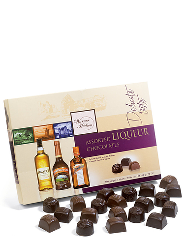 Liqueur Chocolates