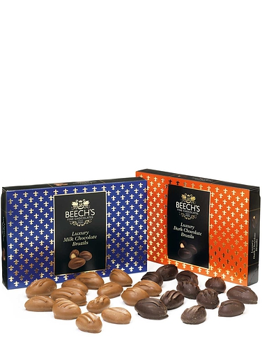 Chocolate Brazil Nuts - Milk Chocolate