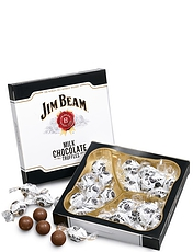 Jim Beam Bourbon Truffles