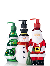 Novelty Handsoap Dispensers Set of 3