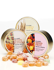 Mixed Fruit Traditional Travel Sweets 175g