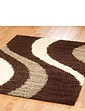 Wool Feel Shaggy Comfort Rug