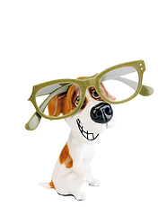 Opti Paws Glasses Holder Jack Russell